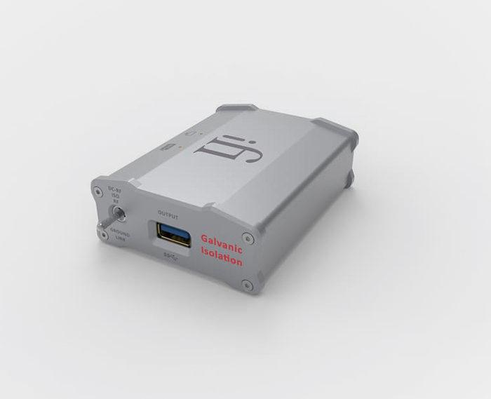 iFi представила гальванический изолятор для USB iGalvanic3.0