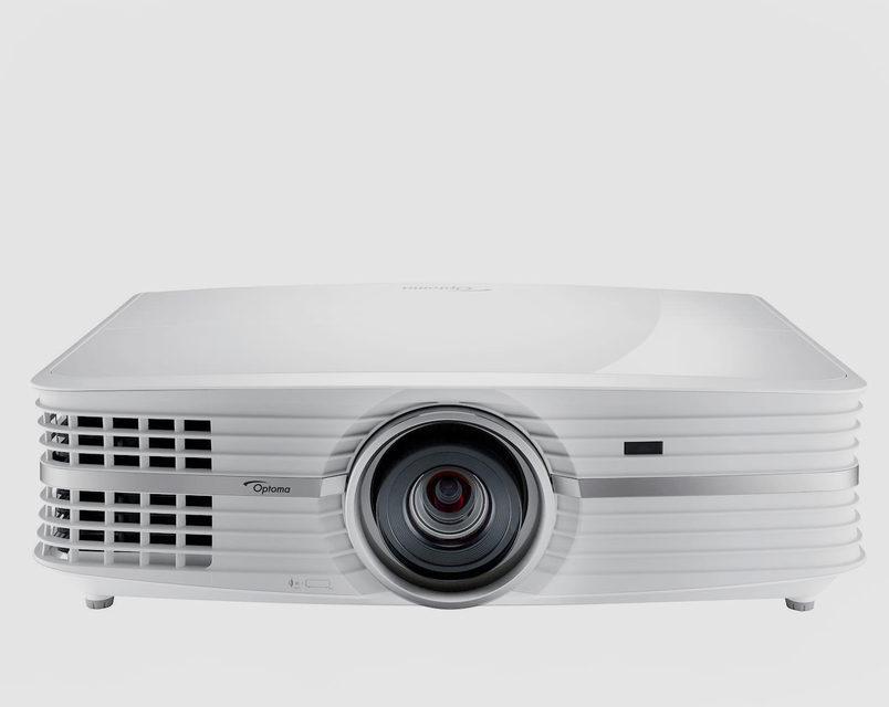 Optoma представила компактные и бюджетные 4K-проекторы UHD60 и UHD550X