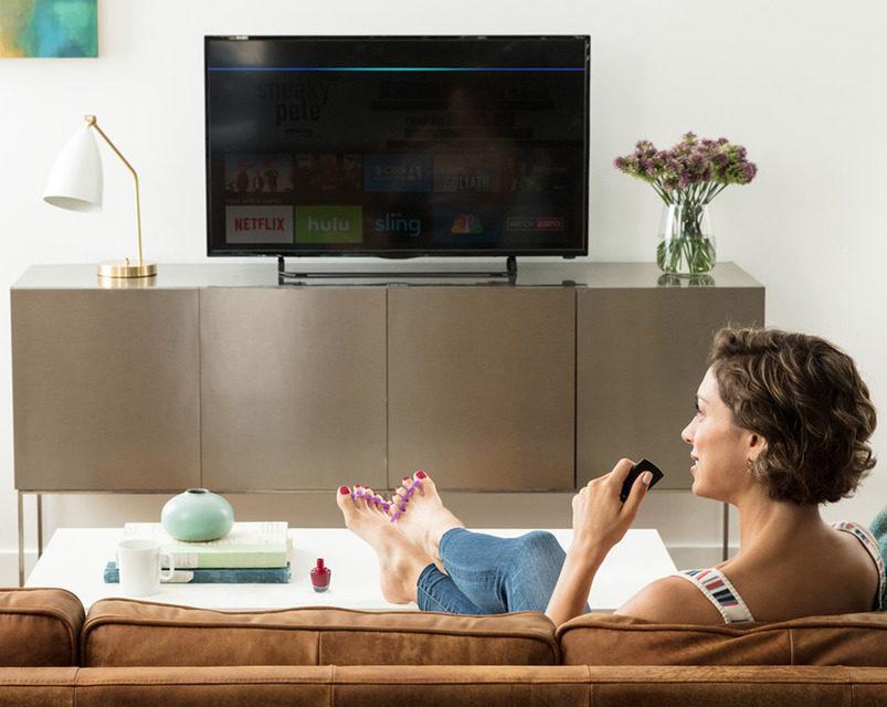 Amazon представила ТВ-приставку Fire TV с поддержкой 4K и HDR за 70 долларов