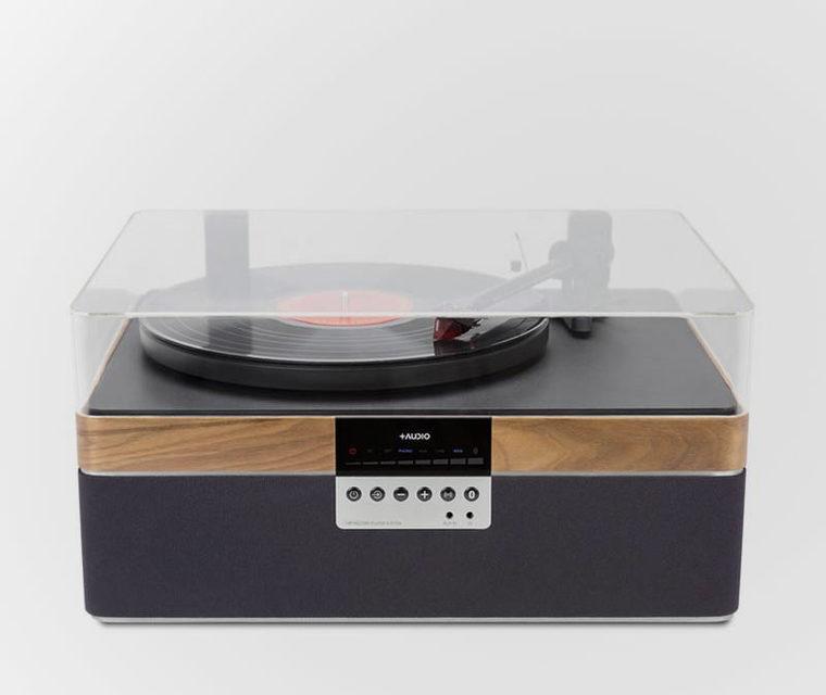 +Audio выпустила проигрыватель пластинок «все-в-одном» The+Record Player