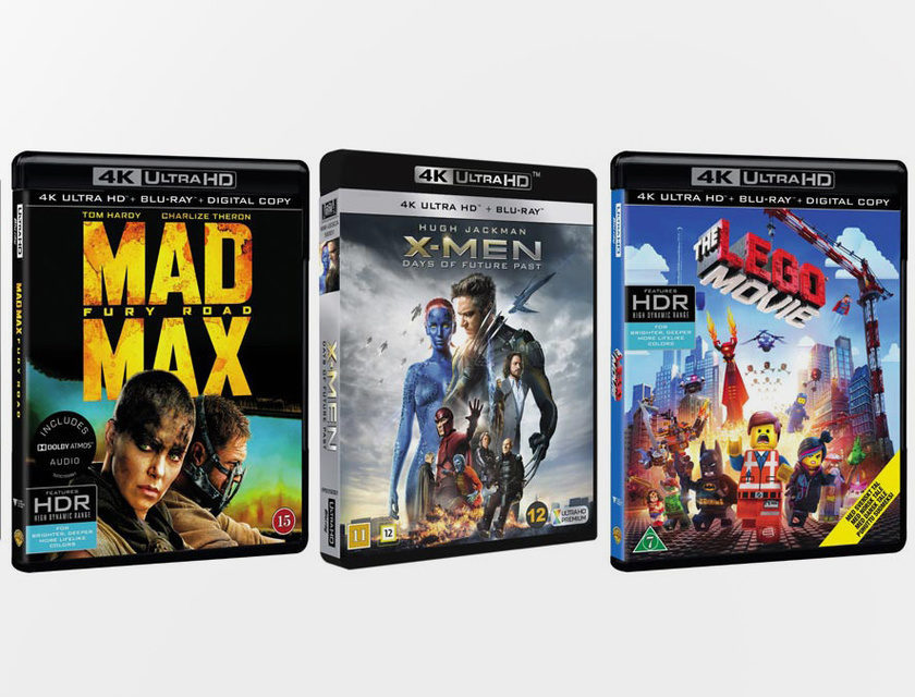 Прогноз: продажи UHD Blu-ray дисков увеличатся за год в 8 раз