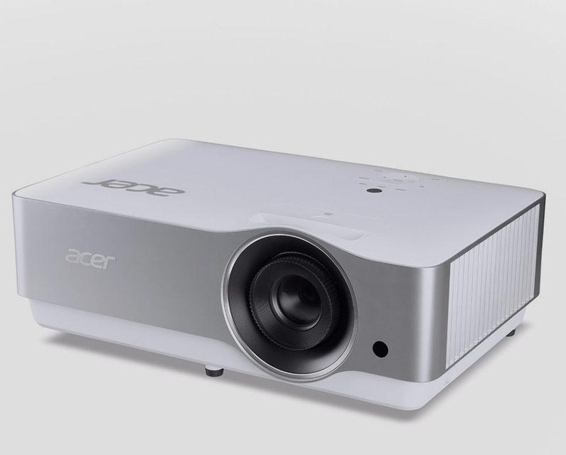 Acer представила лазерные UHD-проекторы VL7860 и P8800