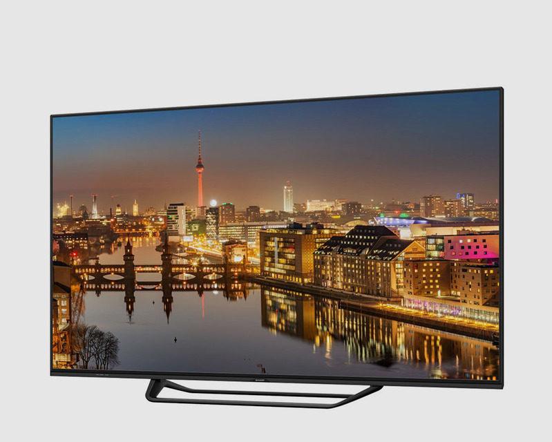 Sharp показала 70-дюймовый 8K-телевизор Aquos 8K