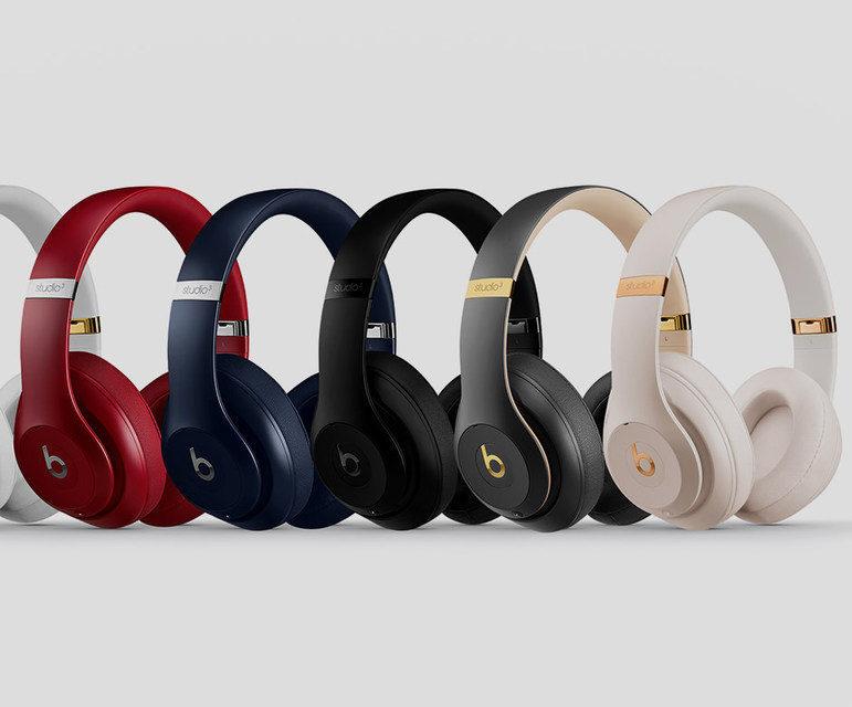 Beats обновила систему шумоподавления в наушниках Studio 3