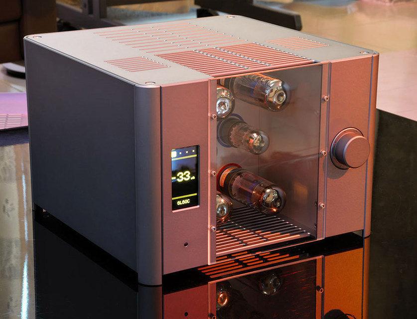Nimbus Audio Arcus: интегральный ламповый усилитель с настраиваемым оконечником