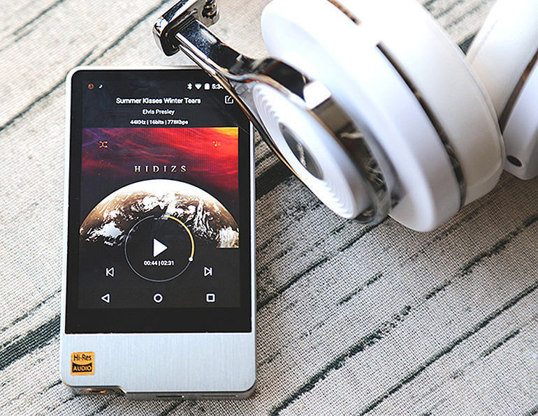 Hidizs AP200 — Android-плеер «нового поколения»