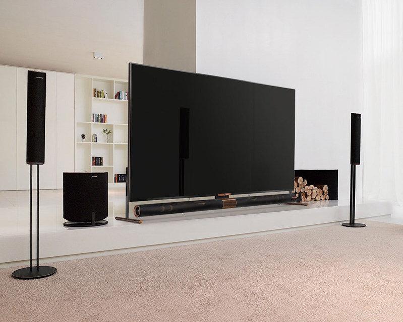 TCL выпустила флагманский QLED-телевизор X6 диагональю 85 дюймов