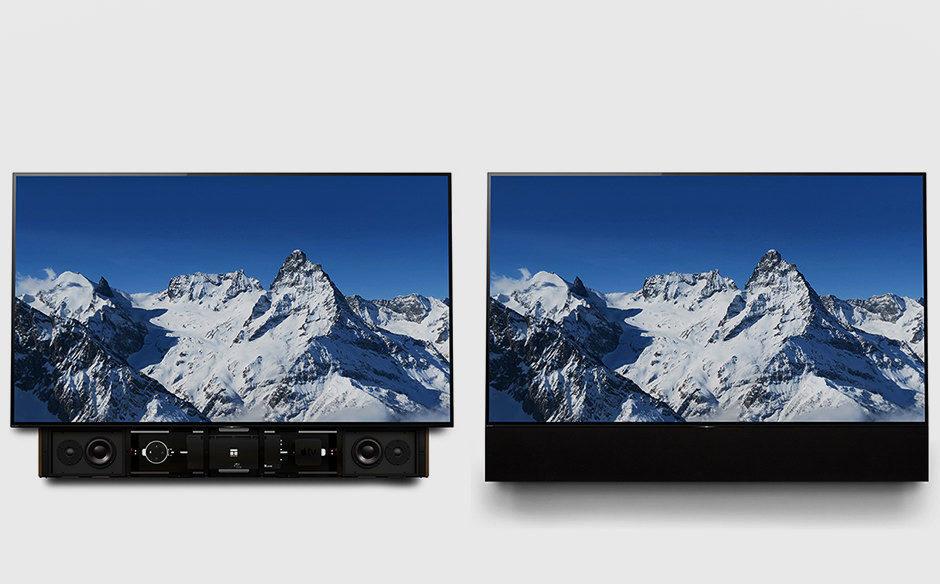 Саундбары Leon Speakers Interactive FIT получили внутреннюю нишу для встройки AV-устройств