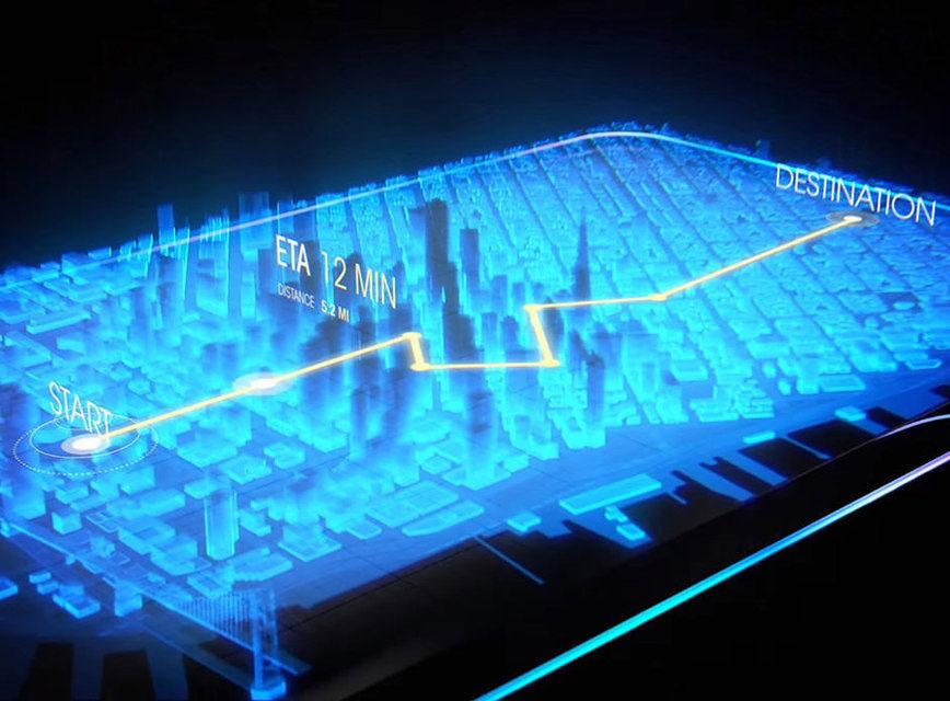 Leia Inc. изготовит голографический дисплей для смартфона RED Hydrogen