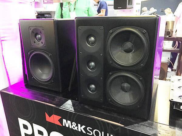 M&K Sound представила два комплекта активной студийной акустики, настенные колонки и сабвуфер