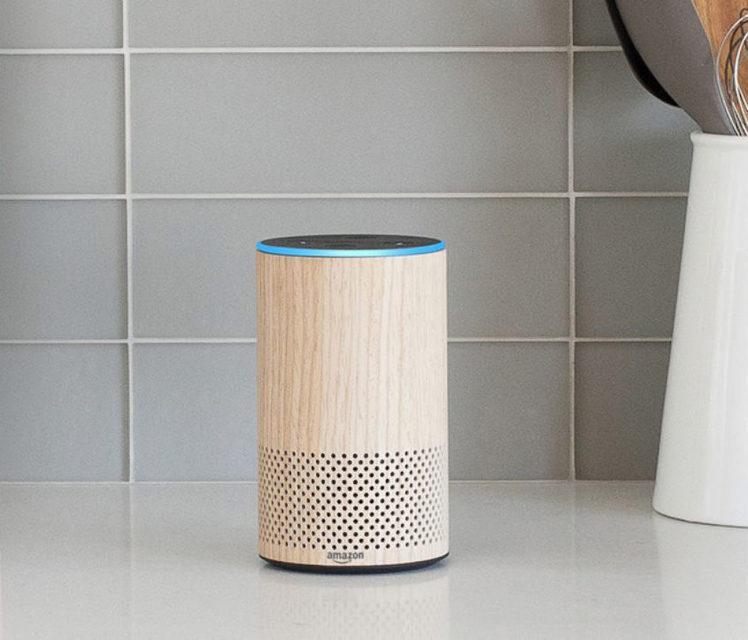 Amazon представила смарт-колонку Echo второго поколения
