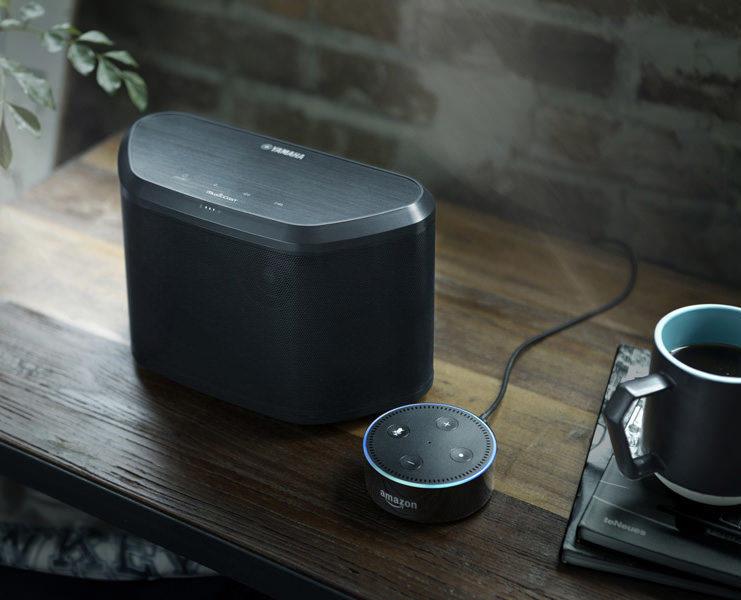 MusicCast-устройства от Yamaha получили поддержку Amazon Alexa