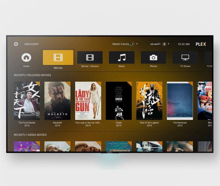 Стала доступна бесплатная интеграция Plex в медиаплеер Kodi