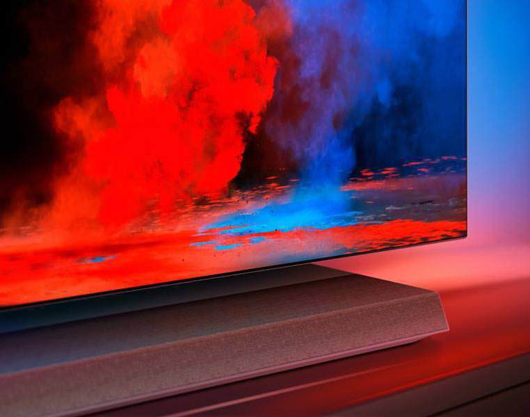 Philips анонсировала 65-дюймовую версию флагманского OLED-телевизора 9 серии