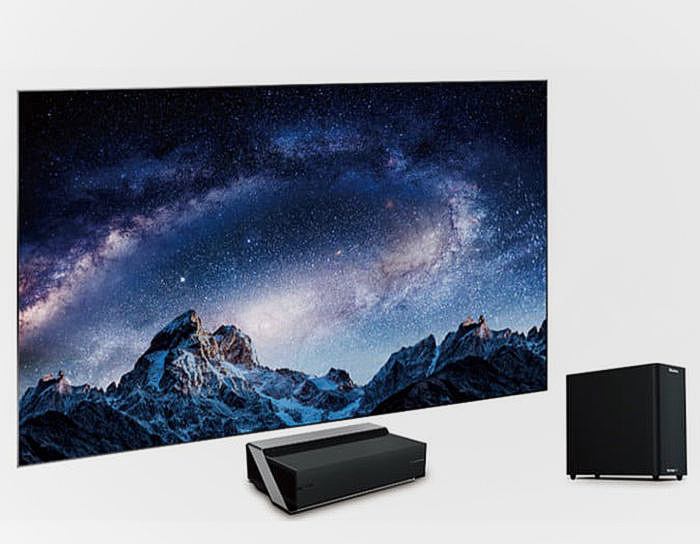 Hisense продемонстрировала последнюю версию «лазерного телевизора» на CEDIA 2017