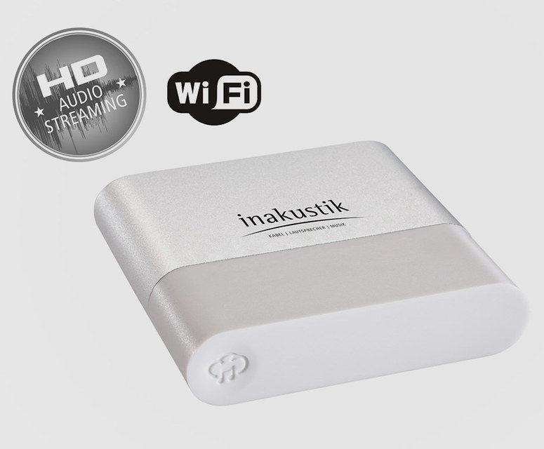 Inakustik выпустила Wi-Fi-ресивер для стереосистем
