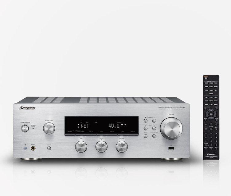 Pioneer выпустила стереоресиверы SX-N30AE и SX-10AE c Bluetooth и Wi-Fi