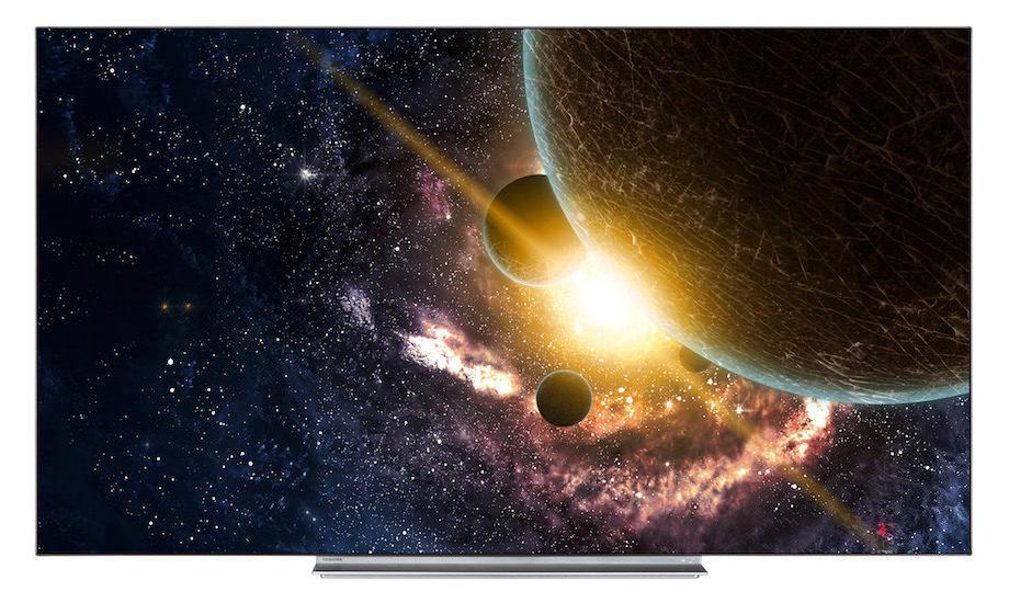 Toshiba выпустит телевизор-обои с OLED-экраном