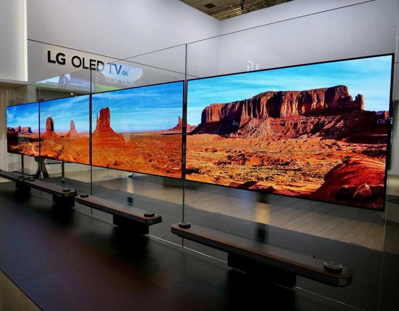 LG показала на IFA 2017 телевизоры с режимом цветопередачи Technicolor