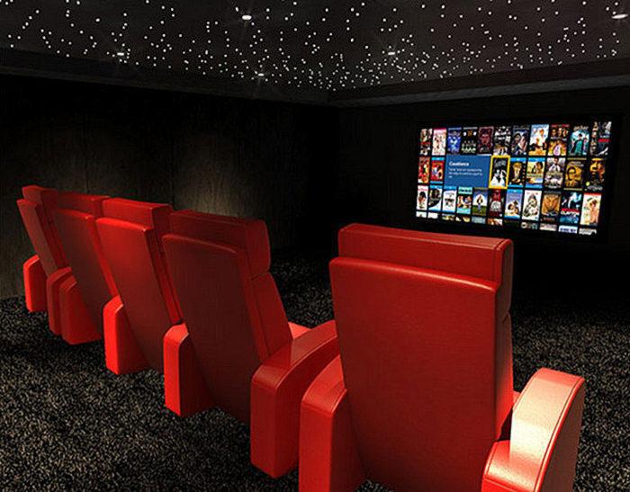 Программа Modus VR создаст виртуальную 3D-модель домашнего кинотеатра за полчаса