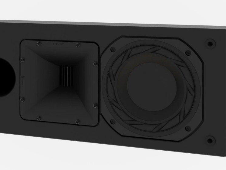 Alcons Audio CRMSC-SRHV: компактная акустика референсного класса для окружающих каналов