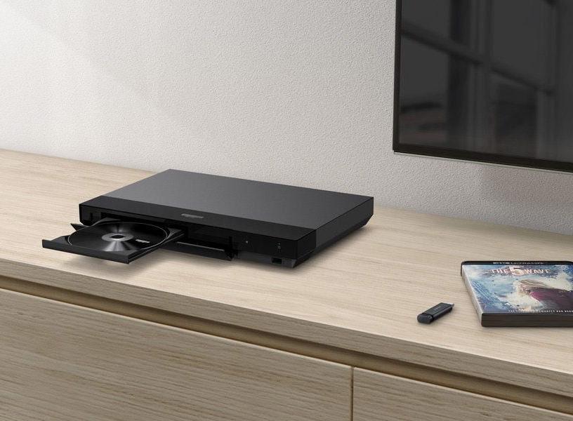 Sony показала бюджетный 4K Blu-ray плеер UBP-X700 с поддержкой Dolby Vision