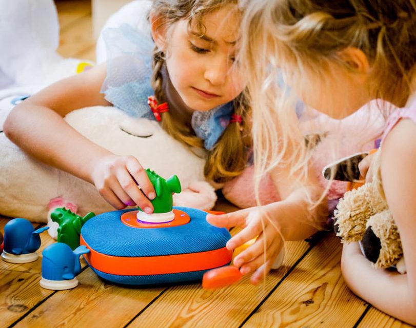 MuuseLabs Jooki: игрушка-колонка для детей