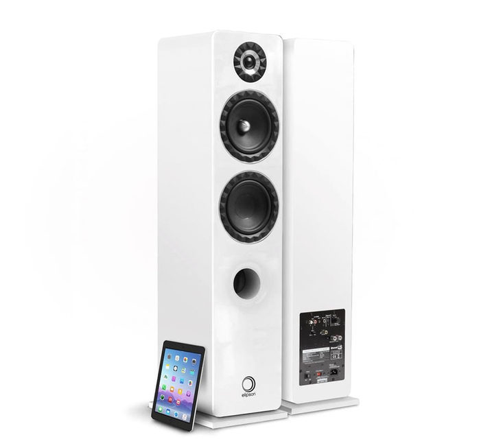 Elipson внедрила Chromecast Audio в активную акустику Prestige Facet