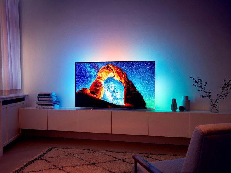Philips представила три линейки OLED-телевизоров для европейского рынка