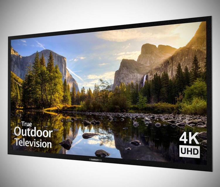 SunBrite выпустила уличный 4K-телевизор Veranda Outdoor с 75-дюймовой диагональю
