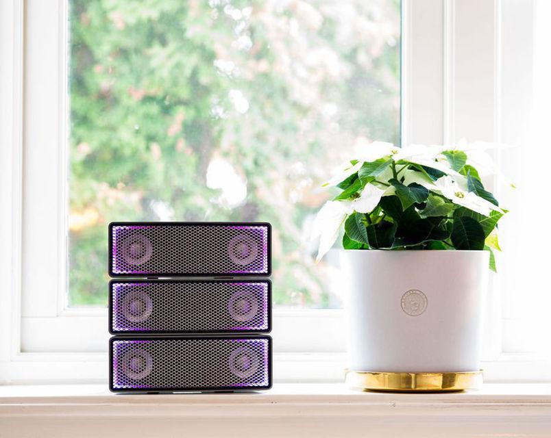 Sound Dimensions выпустила модульные беспроводные колонки Soundots