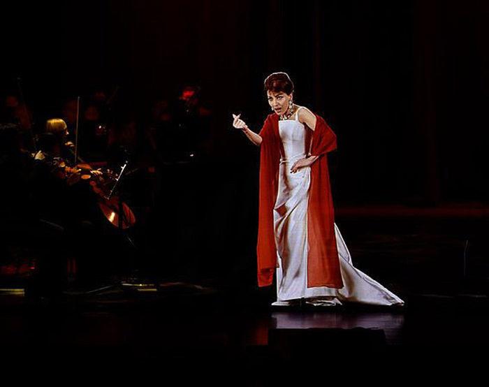 Голограммы Марии Каллас и Роя Орбисона отправятся в мировой тур
