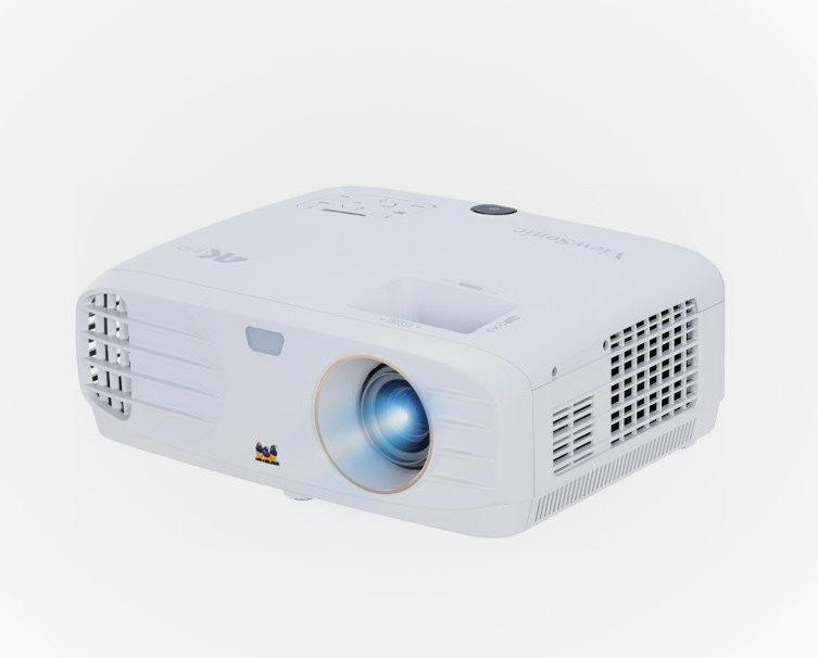 ViewSonic представила домашние проекторы PX747-4K и PX727-4K с поддержкой 4K