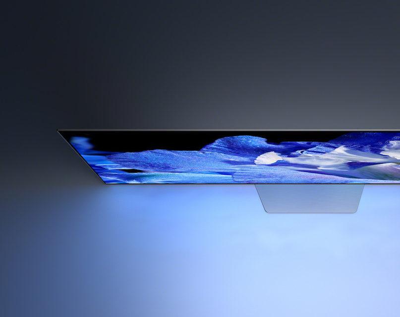 Sony анонсировала линейки OLED и ЖК 4K-телевизоров AF8 и XF90