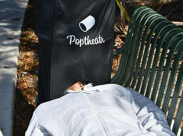 Poptheatr: персональный кинотеатр для интроверта