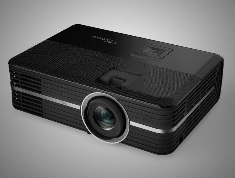 Проектор Optoma UHD51A получил поддержку голосового управления через Amazon Alexa