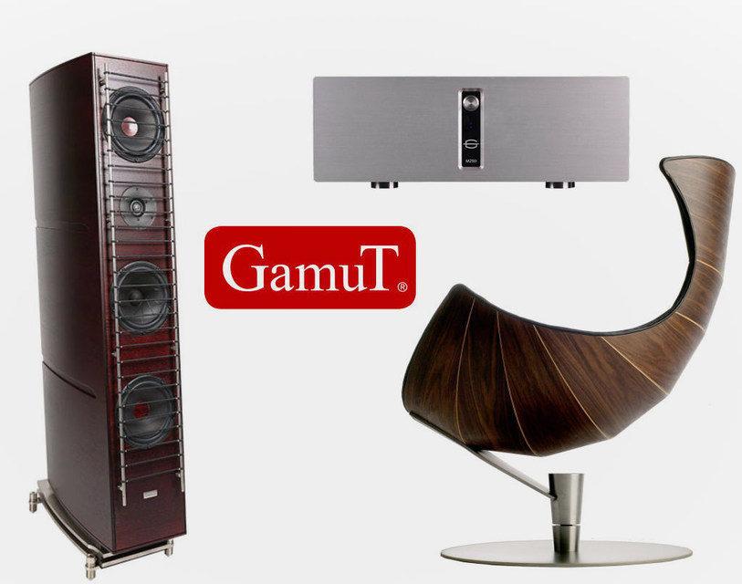 Gamut вошла в состав группы компаний Dantax