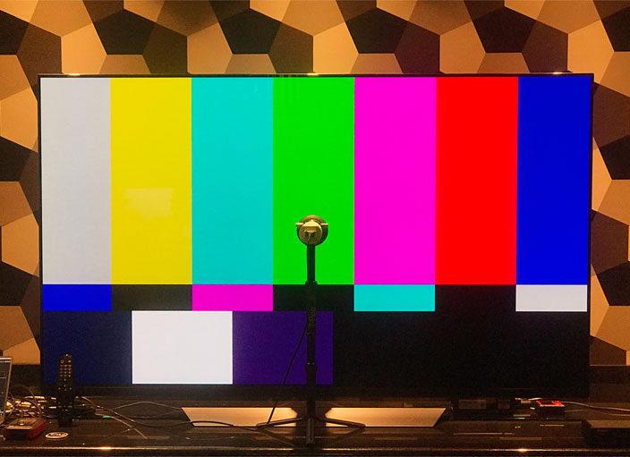 Телевизоры LG 2018 года получат систему калибровки изображения CalMAN