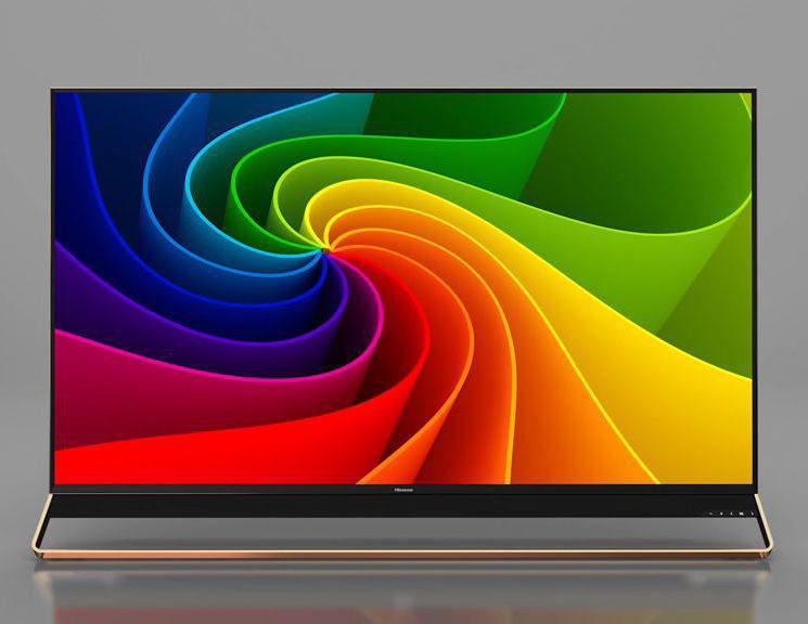 Hisense собирается выпустить OLED-телевизор в этом году
