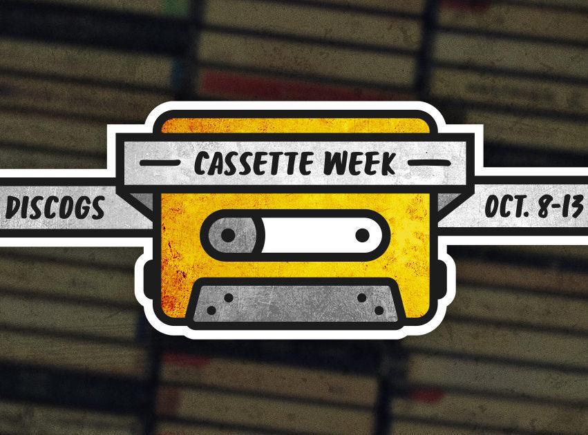 Discogs устроил неделю кассет