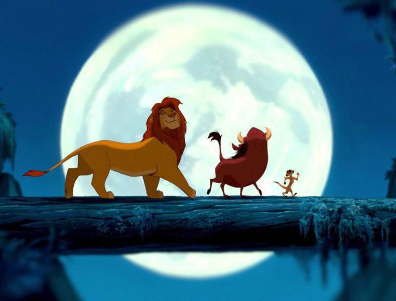 Disney выпустит «Короля льва» на UHD Blu-ray