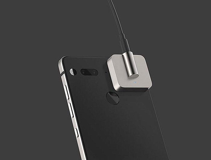 Essential выпустила ЦАП Audio Adapter HD для своего смартфона