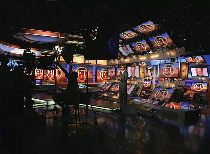 CBS запускает стриминговый сервис с развлекательными новостями