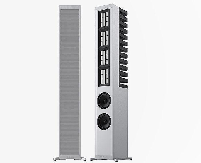 Piega представила акустику Master Line Source 3
