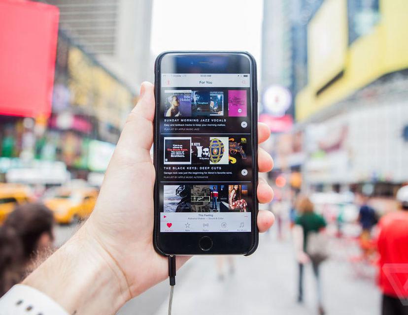 Apple Music появится на планшетах Android
