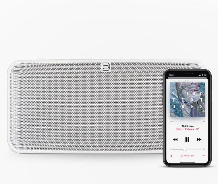 Bluesound приготовила обновление с поддержкой AirPlay 2 для музыкальных систем Gen 2i