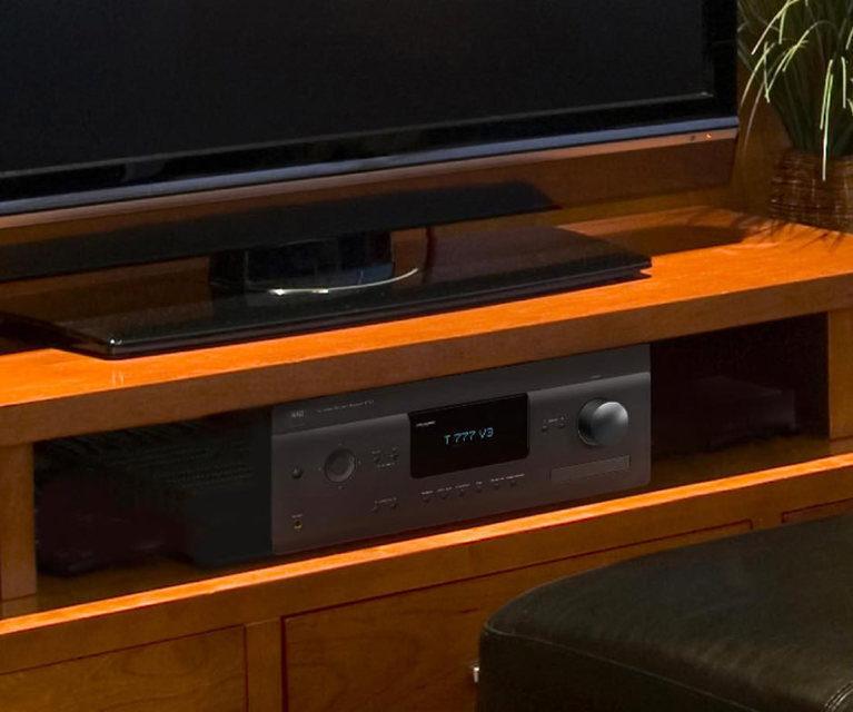 NAD выпустила топовый 7.1-канальный ресивер T 777 v3 с поддержкой Dolby Atmos