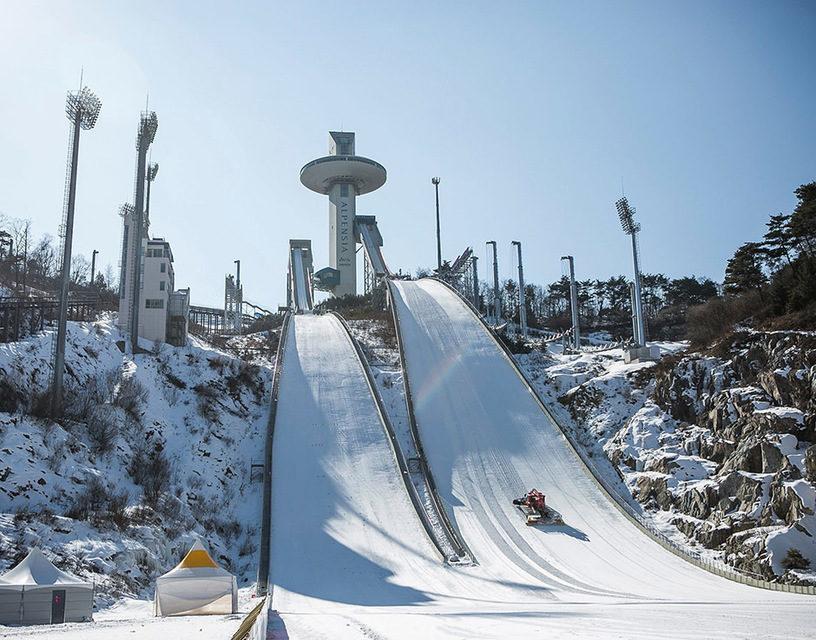 Олимпийские игры 2018 будут транслироваться с озвучкой Dolby Atmos