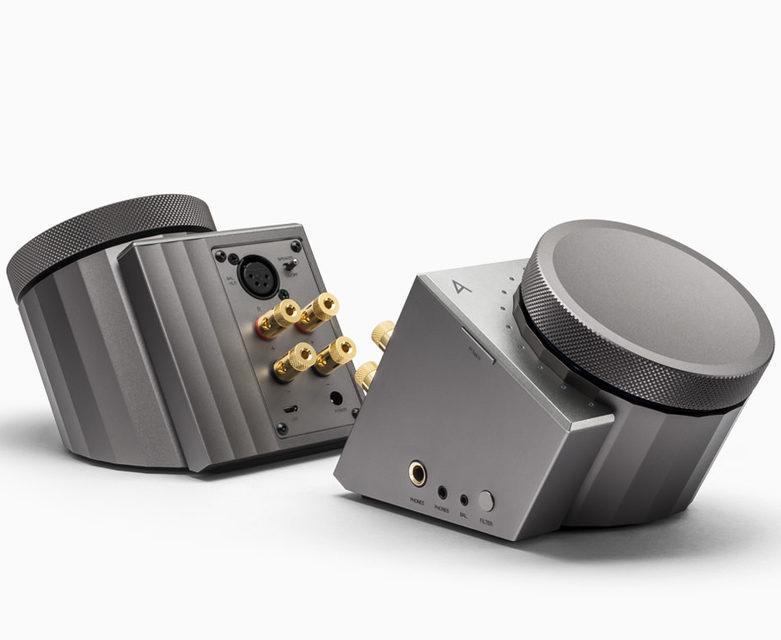 Astell&Kern ACRO L1000: настольный ЦАП/усилитель с огромной ручкой громкости