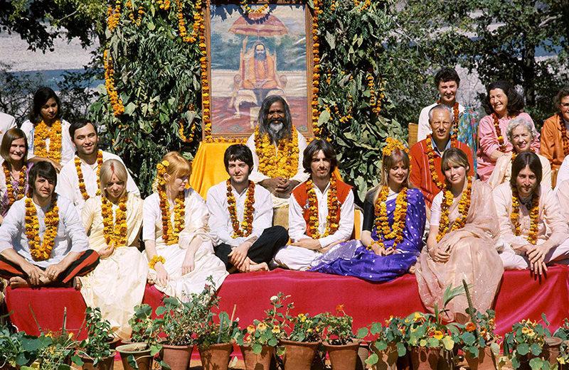 Пол Зальцман выпустит документальный фильм о поездке The Beatles в Индию